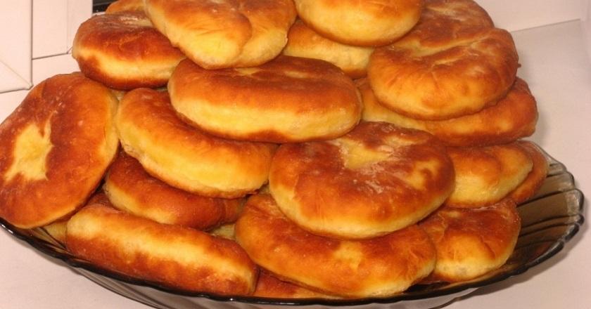 Золотистые пирожки с нежной …