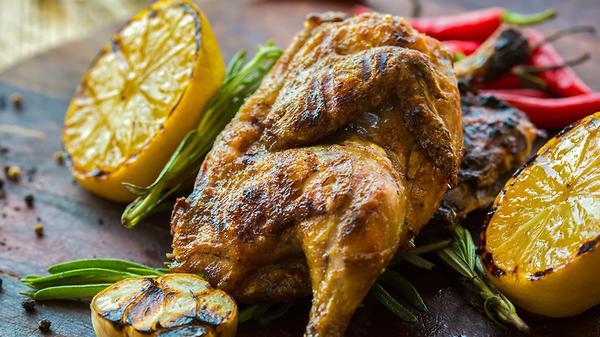 Как приготовить цыпленка с ч…