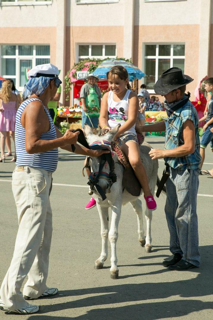 Фестиваль арбузов в Соль Илецке