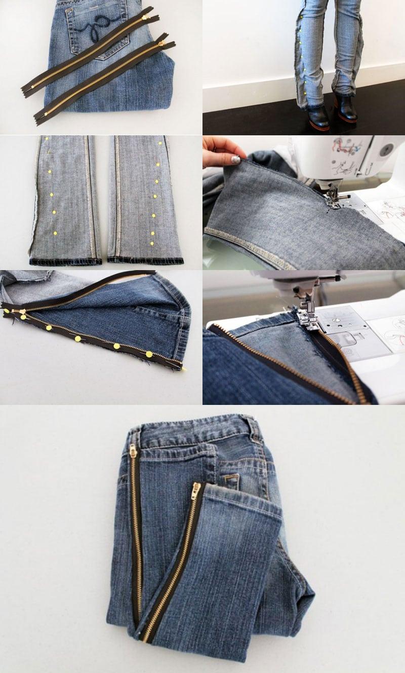 10 способов обновить старые джинсы джинсы, способ, преобразить, помощью, джинсов, переделке, кружево, можно, наждачная, лезвие, острое, Скальпель, безграничен, творчества, Подобрать, маркер, простор, себяКогда, снимая, джинсам