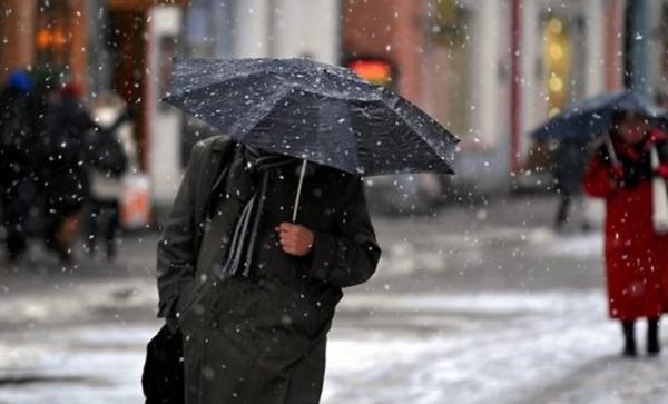 В Москву придут дожди и рекордная оттепель