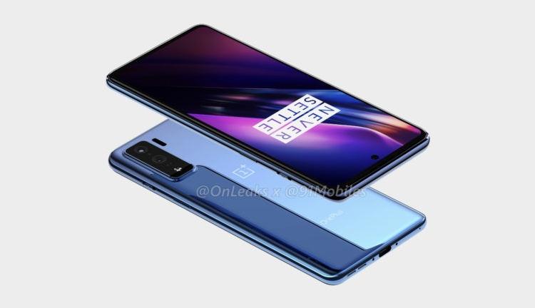 Утекшие рендеры OnePlus 8 Lite показали сходство с дизайном флагмана Samsung Galaxy S11 новости,смартфон,статья
