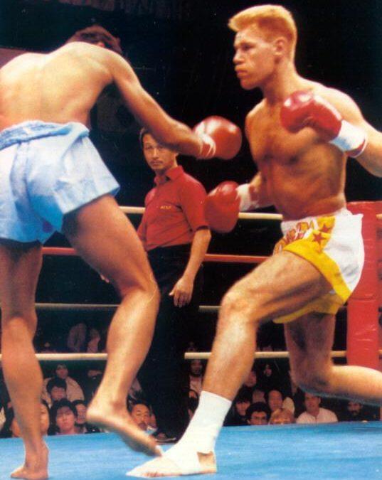 Великие мастера боевых искусств. Роб Каман — «Мистер лоу-кик», снимавшийся в кино с Ван Даммом