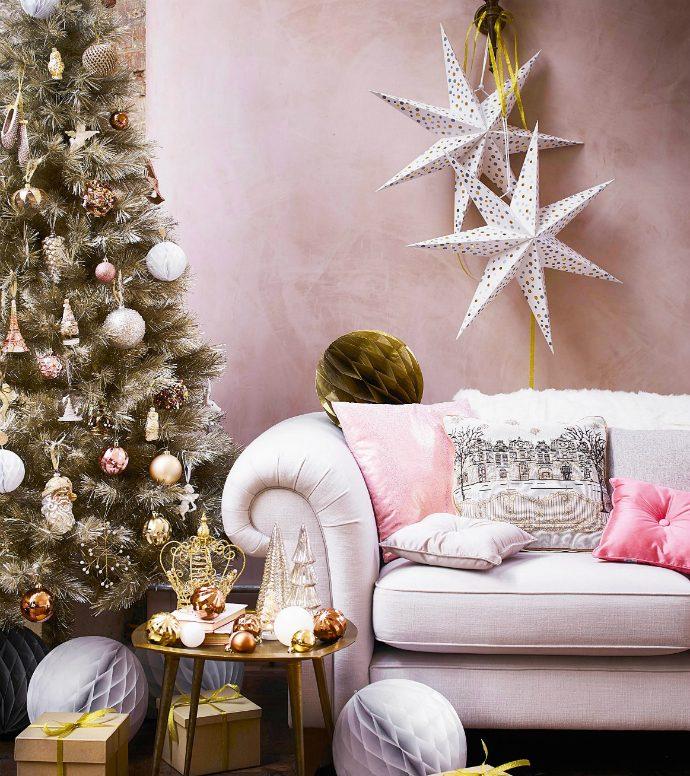 Создаем новогоднюю атмосферу в доме!