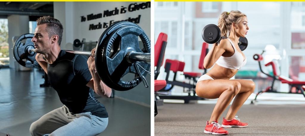 Нельзя много тренироваться и мало есть, а также другие секреты моделирования тела, о которых говорят не все тренеры