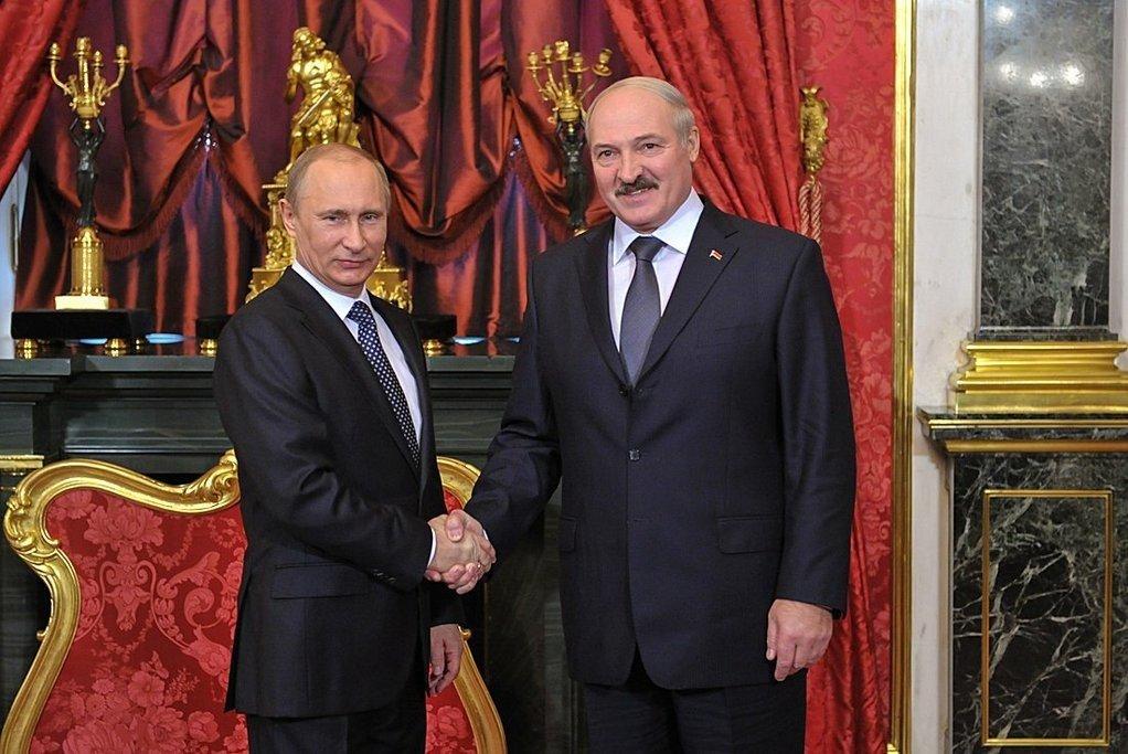 Лукашенко согласен: Белоруссия станет частью России к 2024 году