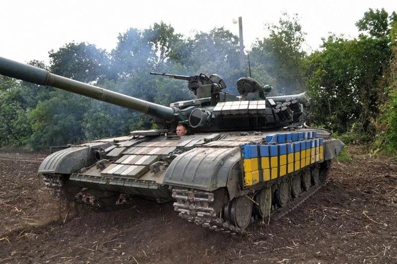 Украина перешла к прямым угр…