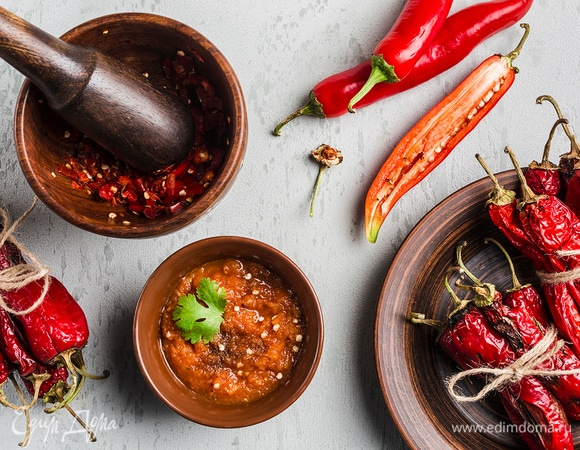 Острые соусы в разных кухнях мира