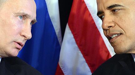 Барак Обама заявил, что с Владимиром Путиным его связывают деловые отношения