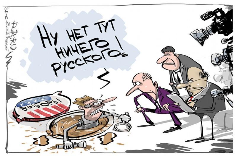 Выборы в США: Такое даже Укр…