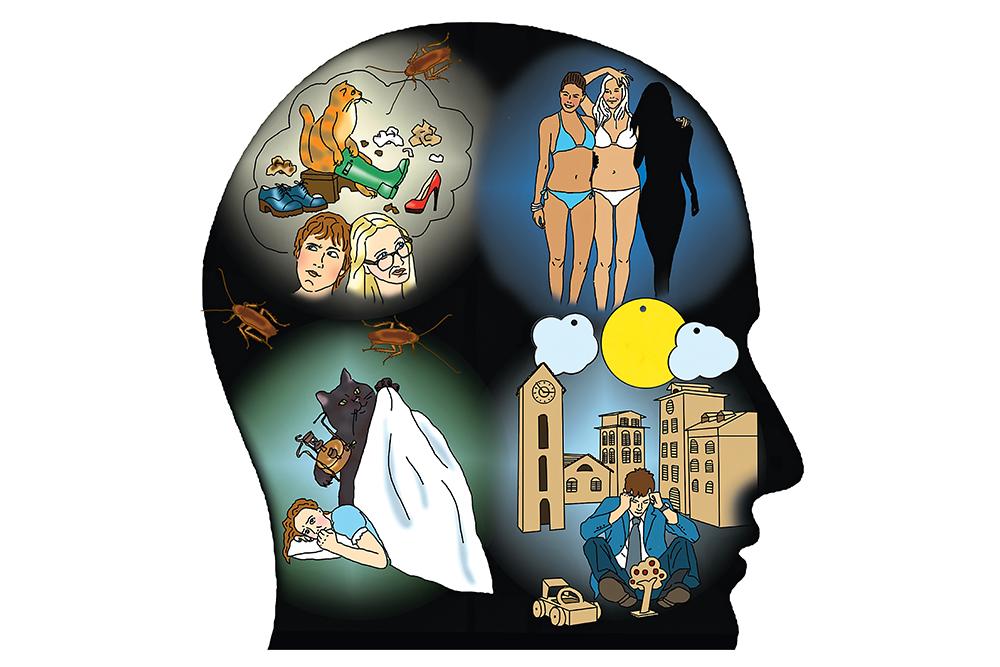 Здоровое сумасшествие // Как мозг заставляет нас чувствовать невозможное