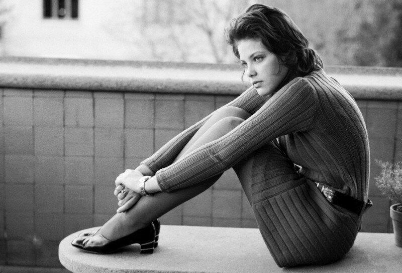 Ornella Muti, 1969 история, ретро, фото