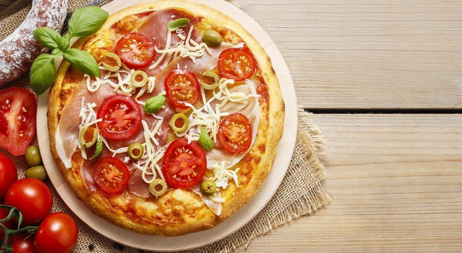 3 варианта «быстрой» пиццы н…