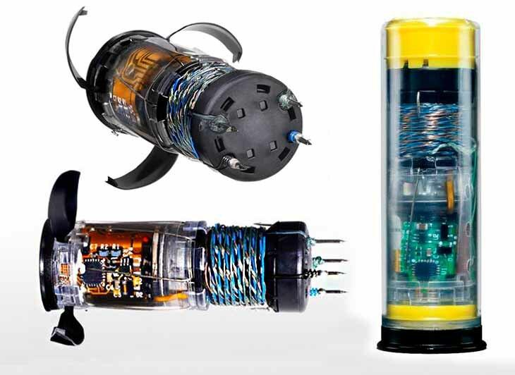Электрические пули капитана Немо жюль верн,история,литература,наука,оружие,сверхъестественное,техника,фантастика,физика