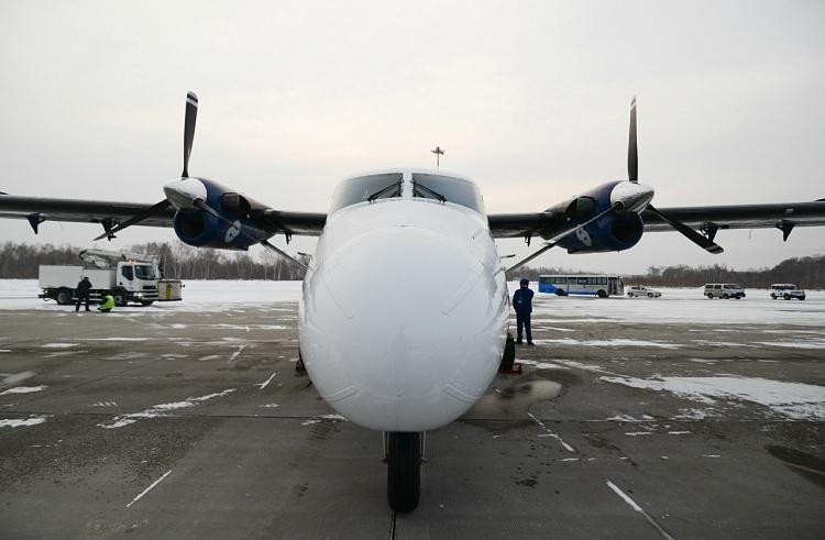 Стало известно имя нового самолёта в Приморском крае