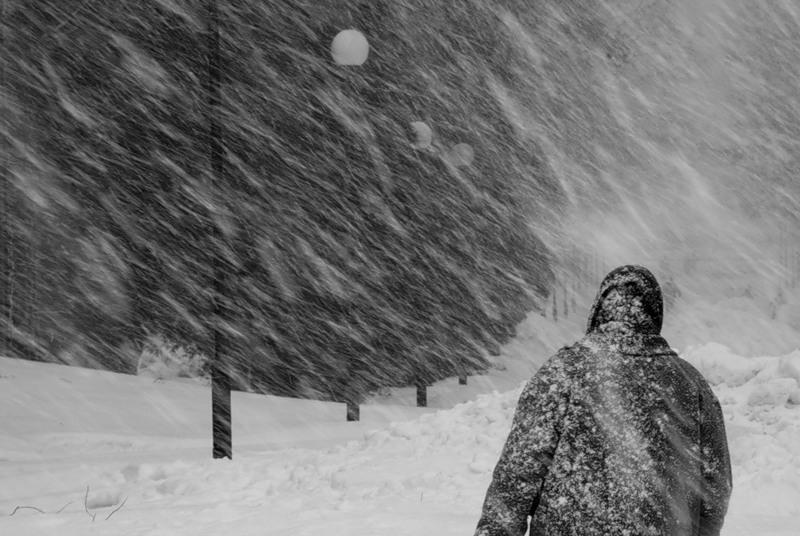 На Казахстан в выходные обрушатся снегопады и метели