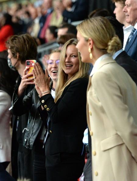 Кейт Миддлтон и принц Уильям c сыном Джорджем, Дэвид Бекхэм, Том Круз, Кейт Мосс и другие на финале Евро-2020 Монархи,Британские монархи