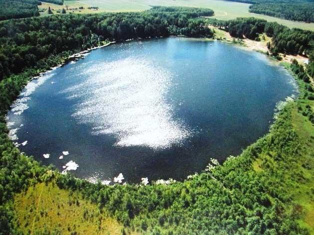 20. Озеро Светлояр природа, россия, чудеса
