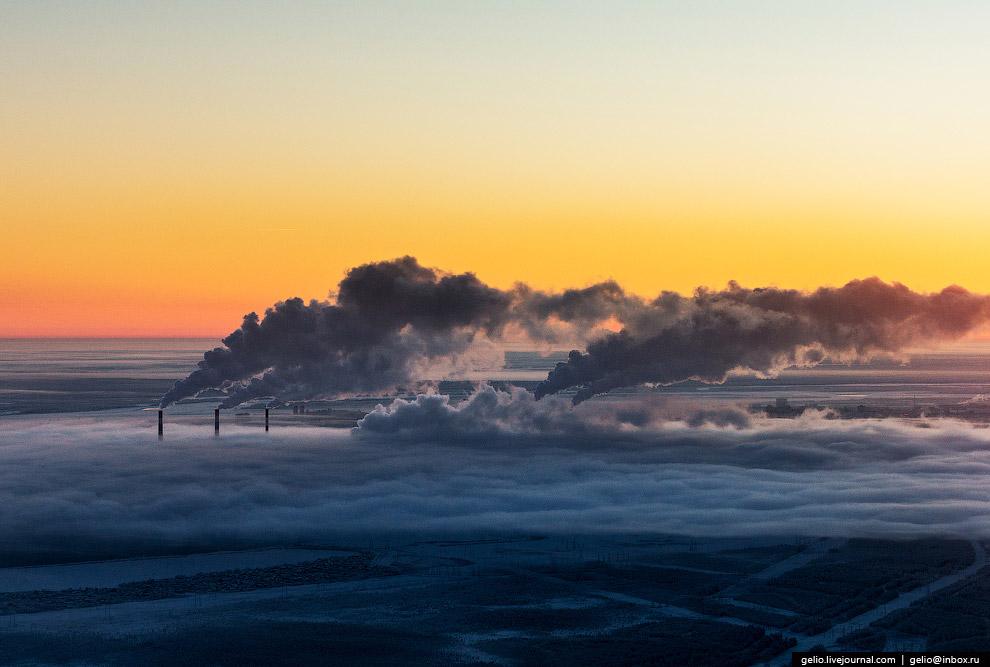 Сургутские теплоэлектростанции