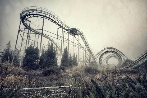 14 жутких и странных мест мира, побывав в которых начинаешь верить в призраков заброшенные места,интересное,мир