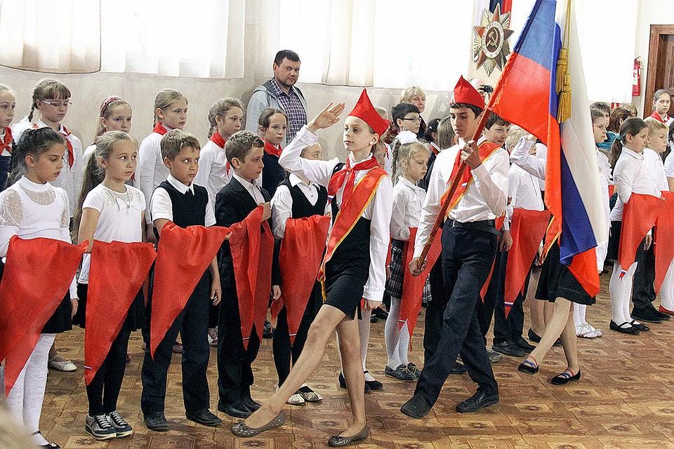 Учить патриотизму в школе - лучший способ вырастить предателей?