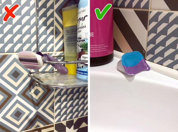 11 вещей, которым место где угодно, но только не в ванной комнате идеи для дома,полезные советы