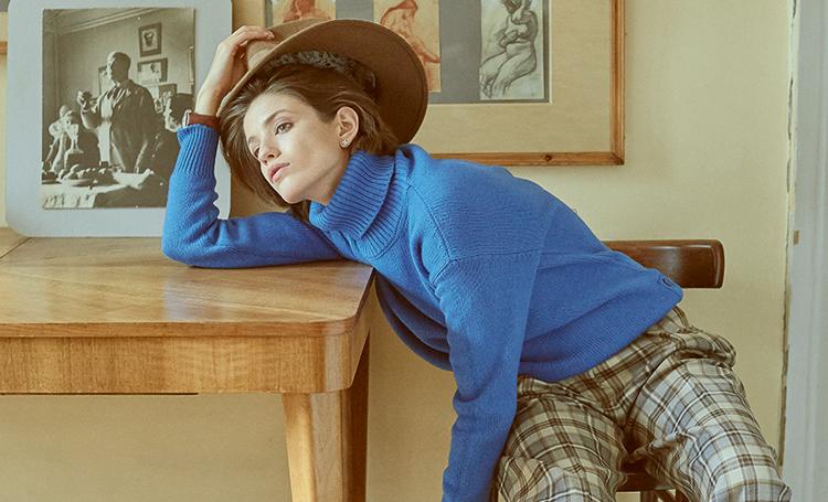 """Аня Чиповская: """"Жизнь стала намного гармоничнее, когда мне исполнилось 30"""""""