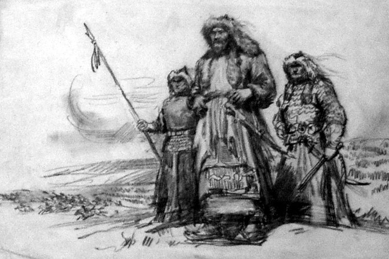 Дети Чингисхана