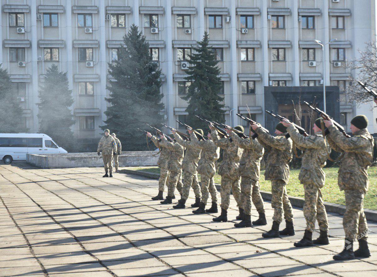 Марш национального позора в Одессе