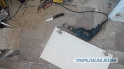 Недорогой ремонт на кухне 6 кв.м в хрущевке своими руками