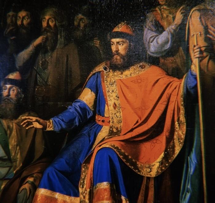 Владимир Святославич – князь новгородский (970—988), князь киевский (978—1015)./Фото: ratnik.tv
