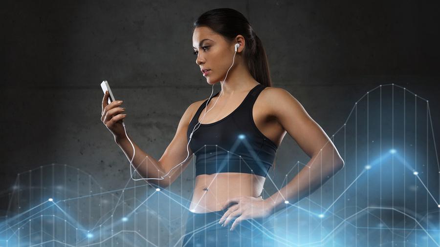 Фитнес из телефона