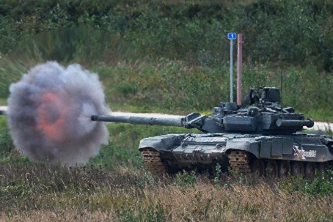 Что говорят американцы о новом российском танке Т-90 abrams,Армата,владимир,М1А2,Пространство,Т-90М,танк
