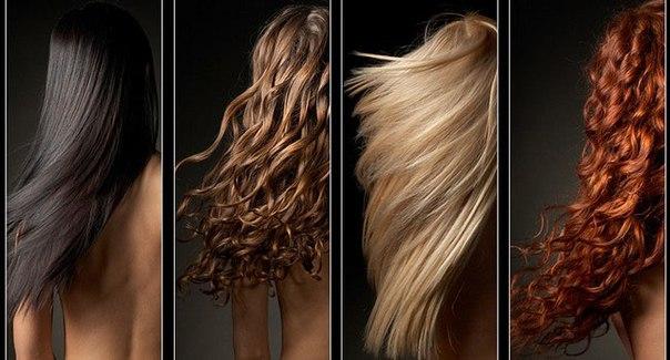 Эффект ламинированных волос в домашних условиях