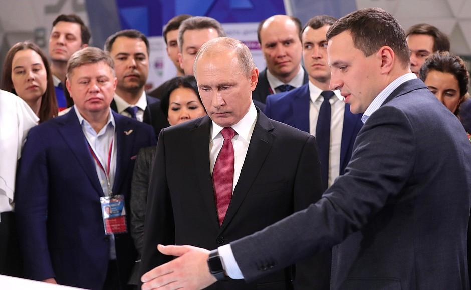Путин нацеливает Россию на м…