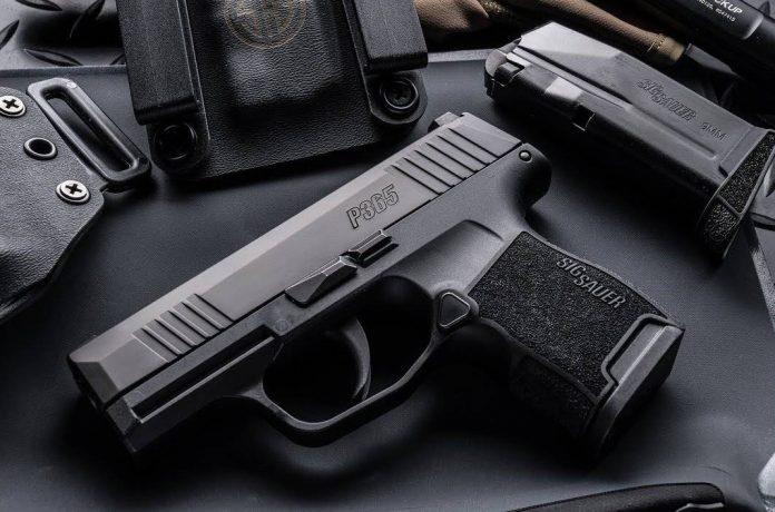 Малогабаритный пистолет Sig …