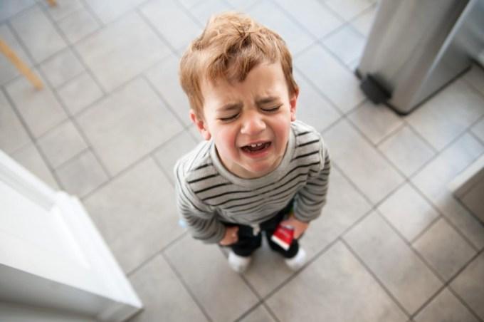Как научить ребенка не канюч…