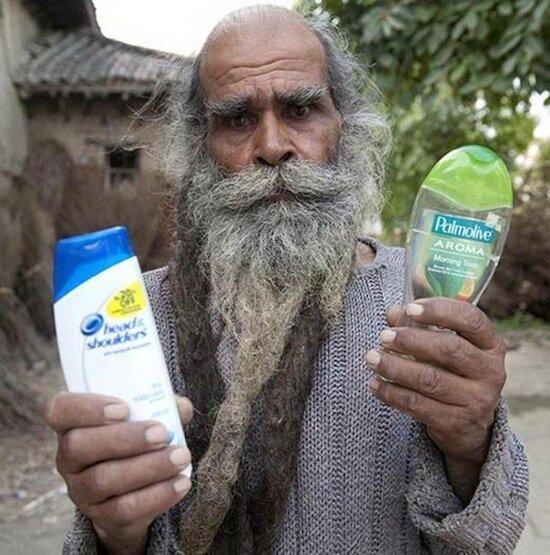 Самые грязные люди на планете, которые никогда не моются гигиена,народы,обычаи,религия