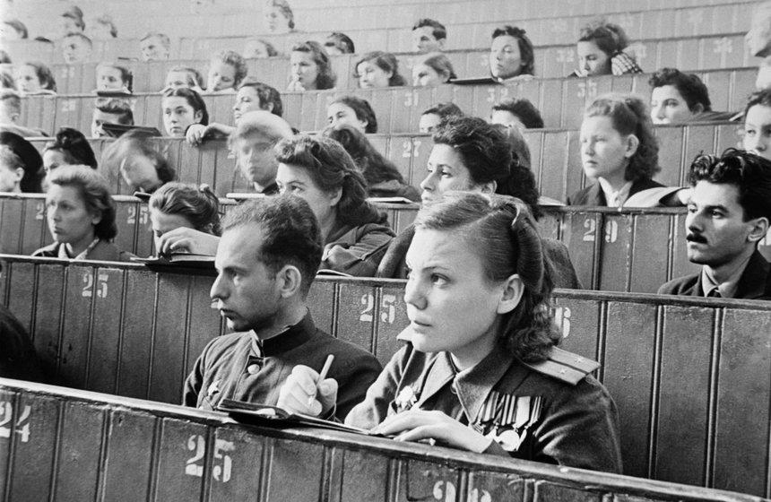 C дураками в Советском Союзе была проблема…
