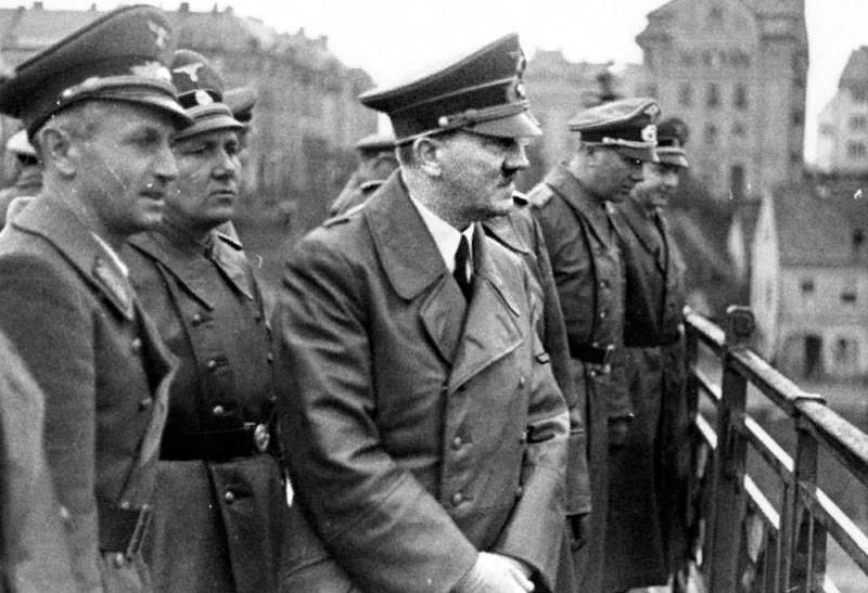 Зачем Гитлер 21 июля 1941 года посещал латвийскую Малнаву: из истории Второй мировой