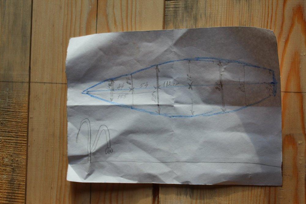 Как сделать деревянную лодку инструкция