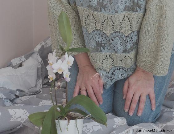 Творческая идея: вязание и кружево от Елена Родина женские хобби, елена родина