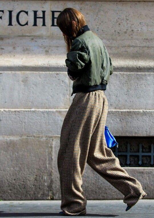 Тренды брюки