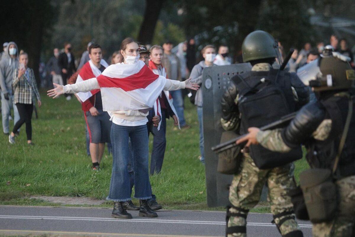 «Молодцы белорусы»: Горбачёв поддержал протестующих.