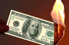 Судный день: даже союзники США избавляются от долларовых активов новости,события,финансы,экономика