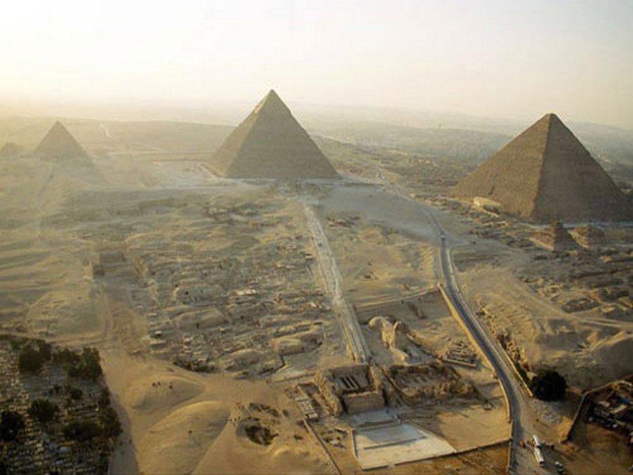 Символ Египта: пирамиды III династии и их некоторые особенности
