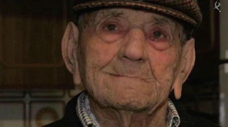 Самый старый мужчина в мире умер на 114-м году жизни