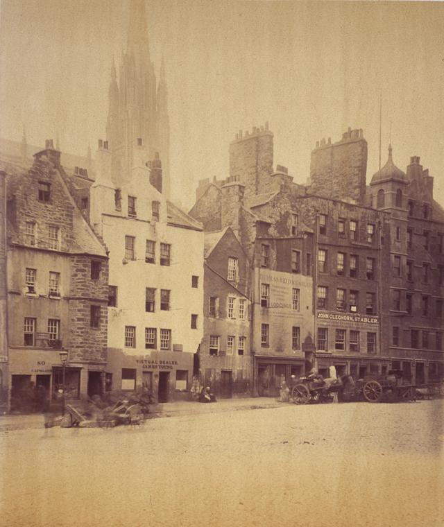 Зловещие трущобы и величие Глазго: как выглядело сердце Шотландии в Викторианскую эру