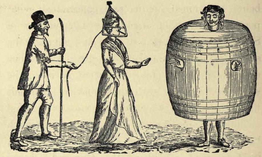 Истинно английская пытка интересные факты,история,мир,наука,ужас,шок
