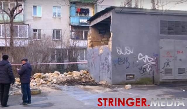 В Одессе произошёл взрыв на трансформаторной подстанции